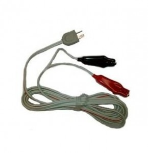 GENUINE OEM HONDA PART – Honda DC Charging Cable 10′ For EU Models w/ Alligator Clips 32650-892-010AH