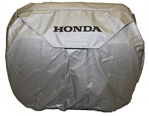 Honda Cover Silver for EU2000i Generators 08P58-Z07-100S
